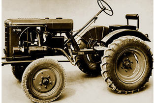 1949: Type 140 all-purpose tractor