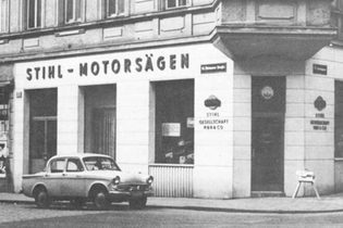 1966: The first own sales office