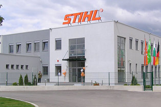 2005: STIHL Bulgaria founded